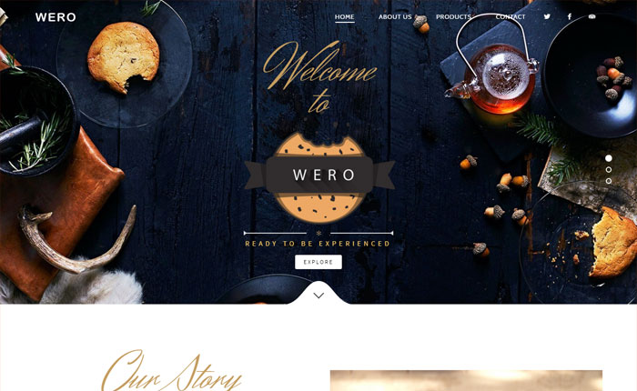 HTML 5 Webdesign Developed From OneSolution