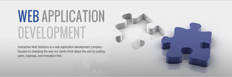 Web-Application Development From OneSolution